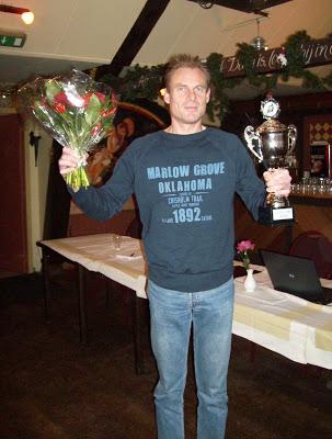 Mark Reuvekamp, winnaar SAM-Motorsport Cup 2008