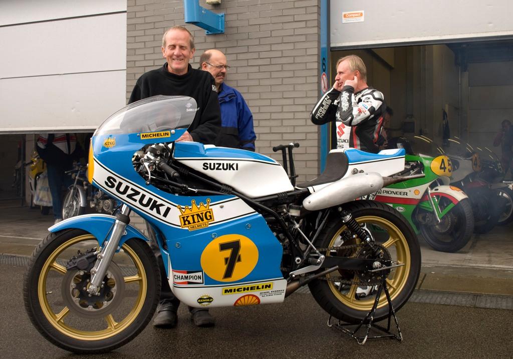 Classic Centennial TT, Assen, 18-19 september 2010.