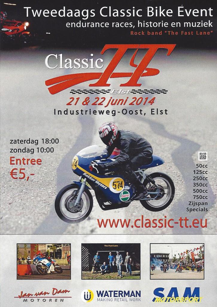TT Elst 2014 Poster