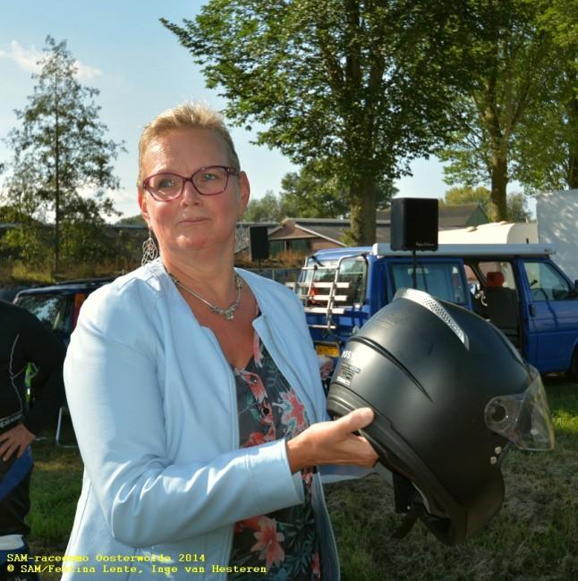 SAM-racedemo Oosterwolde 2014 © SAM/Festina Lente, Inge van Hesteren