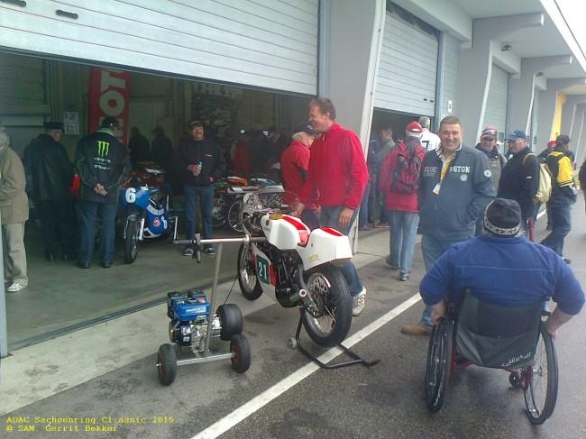 Bekker Sachsenring 10-1024t