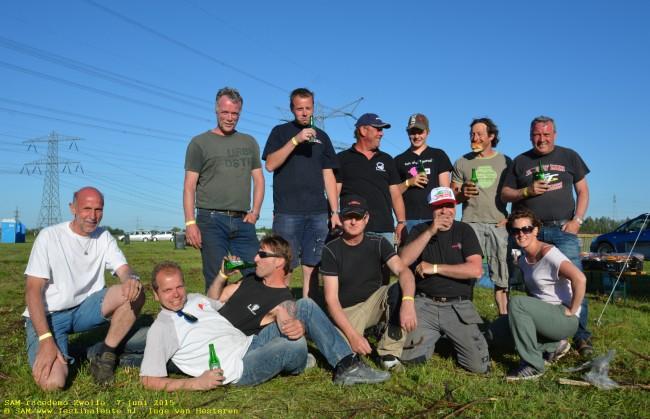 Vrijwilligers SAM - demo Zwolle 046a-1024t