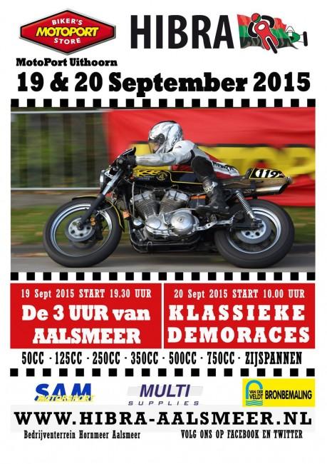 Poster Aalsmeer 2015